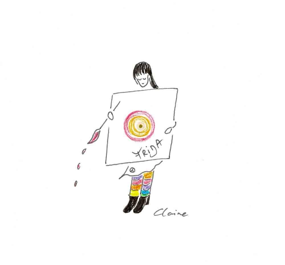 Claire Schubnell Kunsttherapie Bern